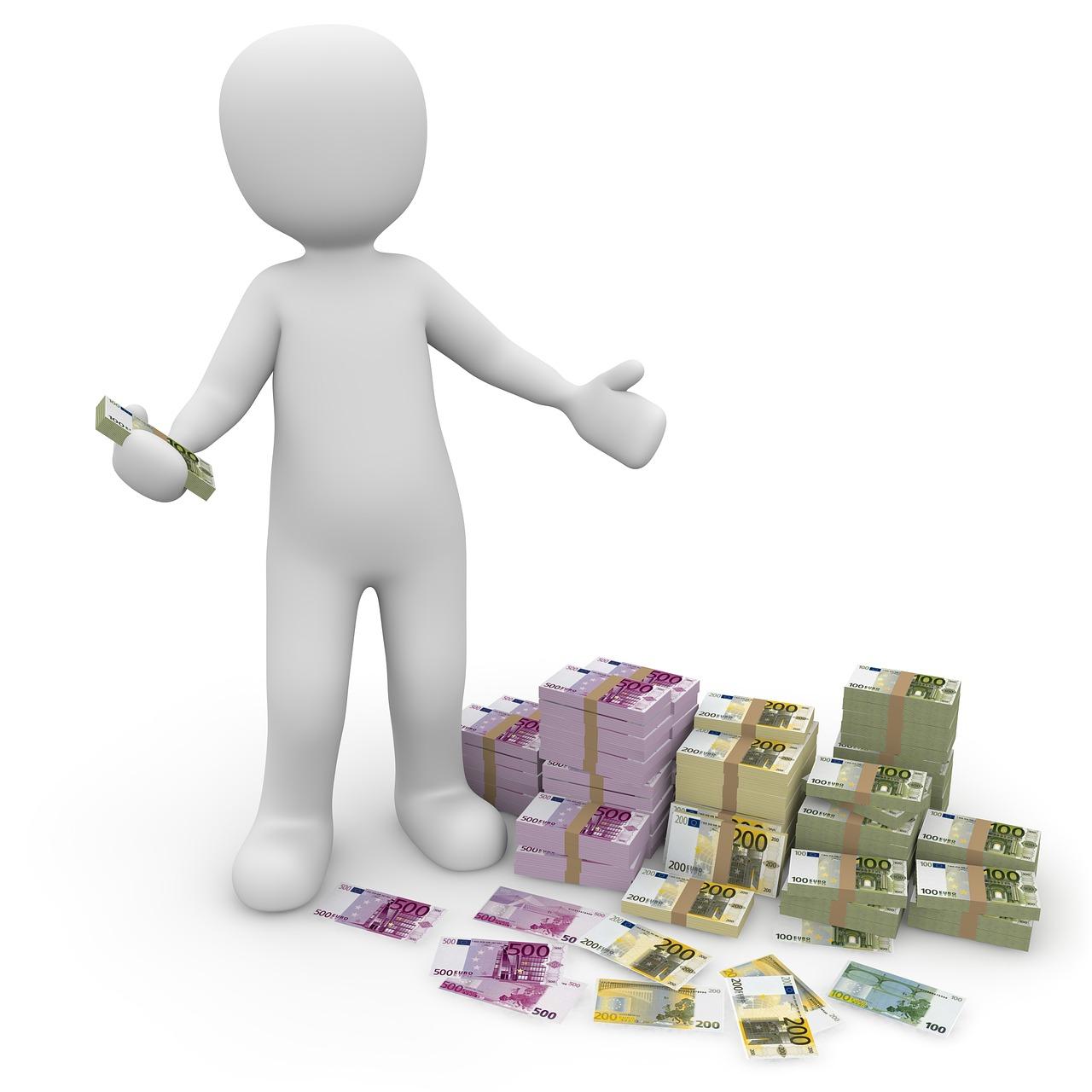 Картинка для презентации деньги
